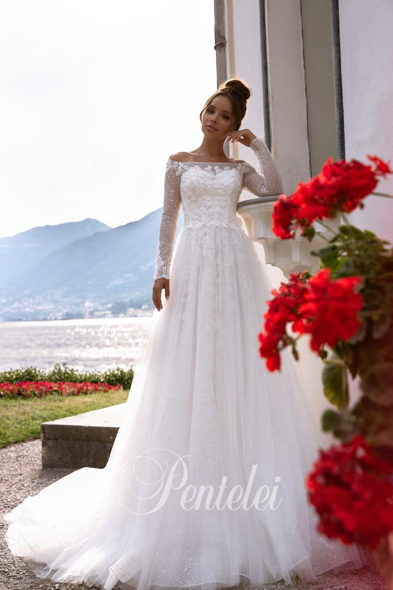 Wedding Dress Pentelei 5016