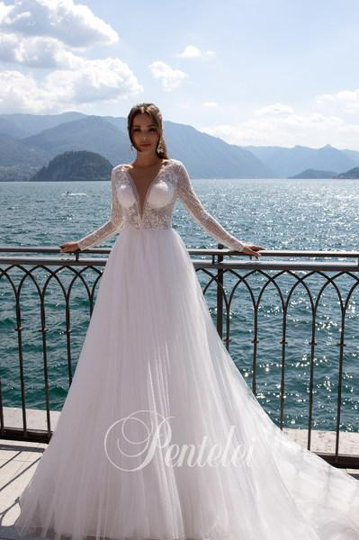 Wedding Dress Pentelei 5019