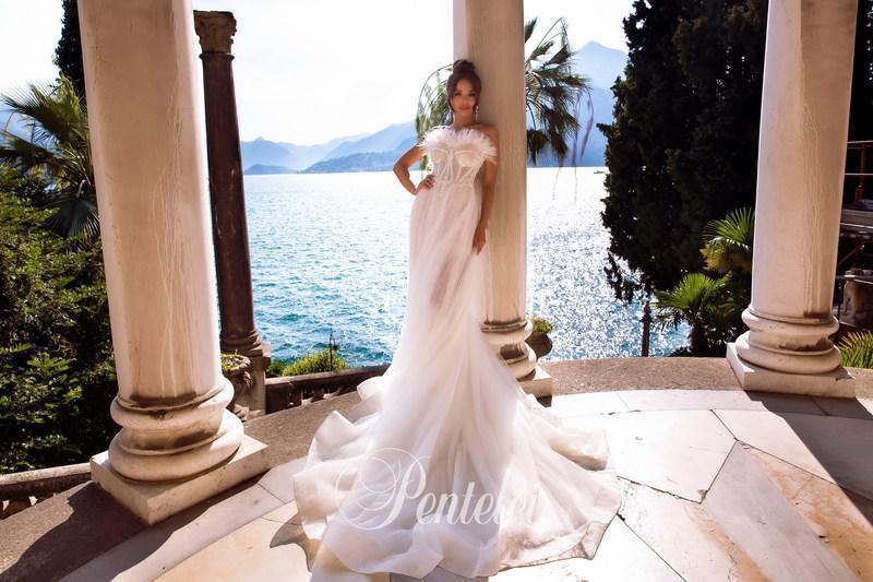 Свадебное платье Pentelei 5020