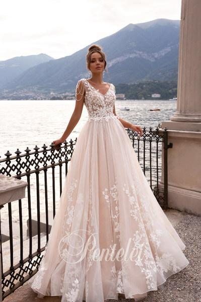Wedding Dress Pentelei 5022