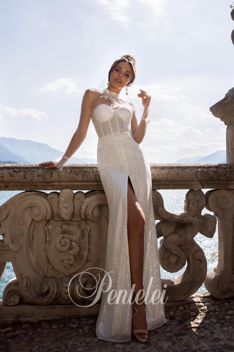 Свадебное платье Pentelei 5023