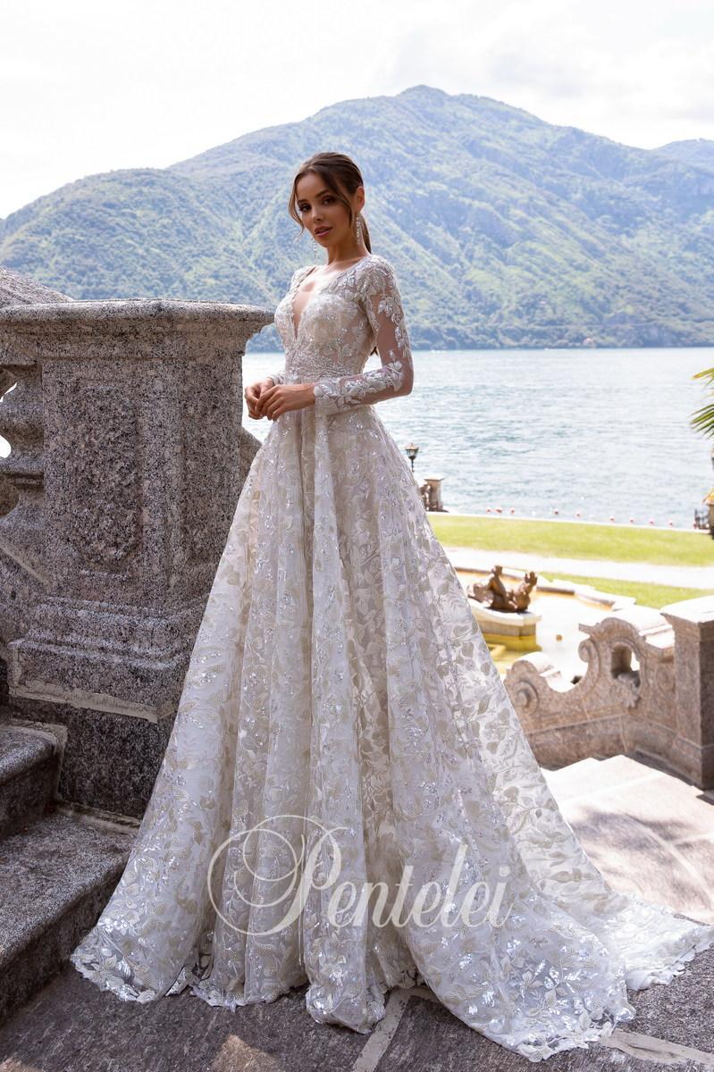 Svatební šaty Pentelei 5025