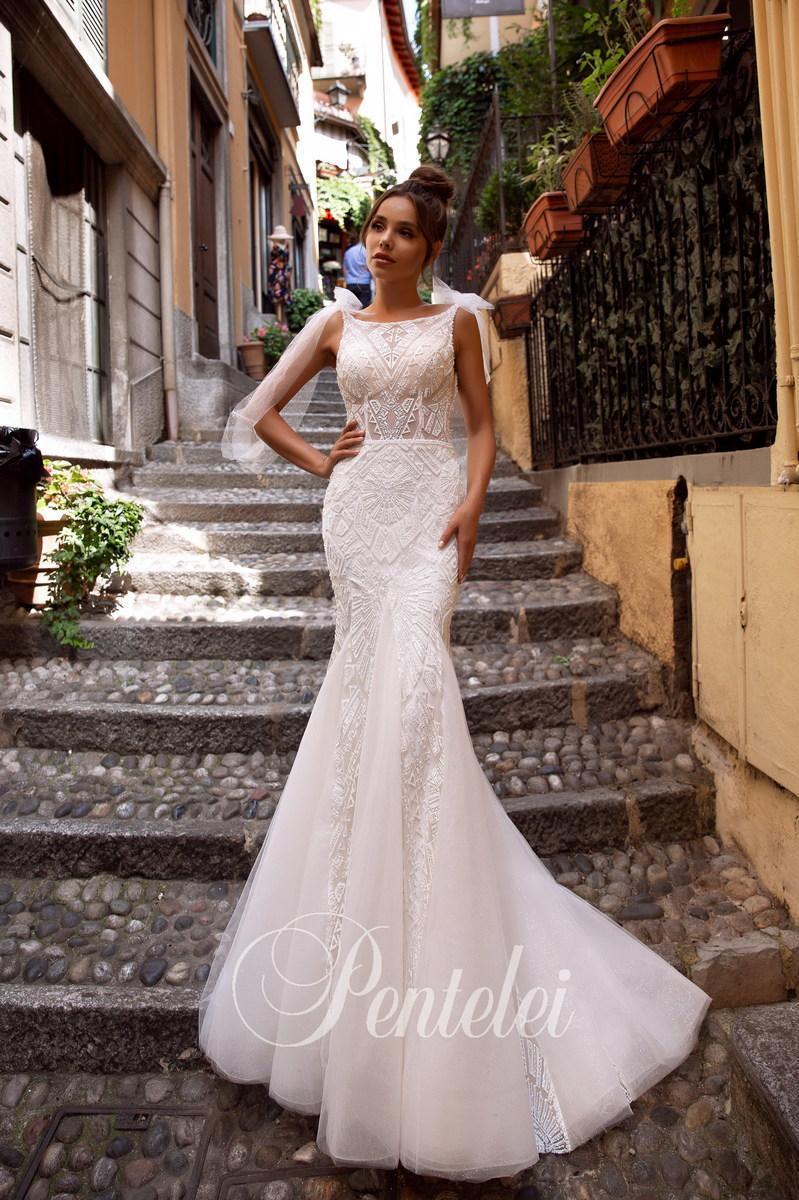 Свадебное платье Pentelei 5029