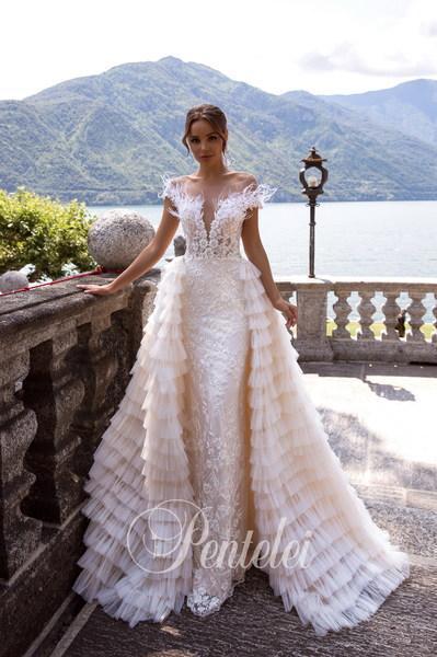 Wedding Dress Pentelei 5034