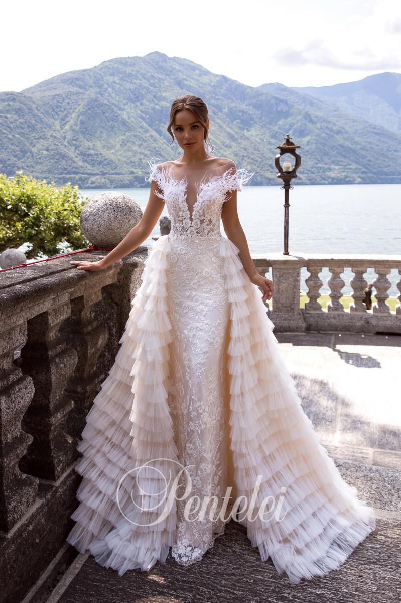 Свадебное платье Pentelei 5034