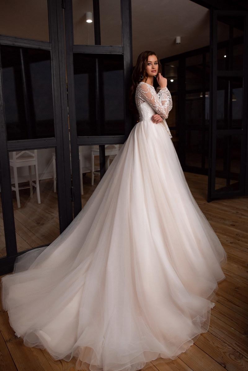 Свадебное платье Pentelei 5107