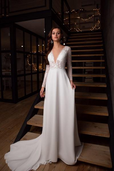 Wedding Dress Pentelei 5113