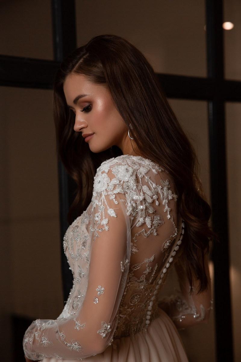 Vestido de novia Pentelei 5116
