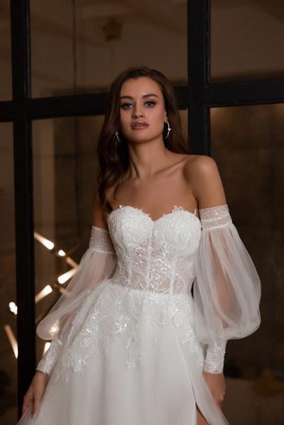 Svatební šaty Pentelei 5117