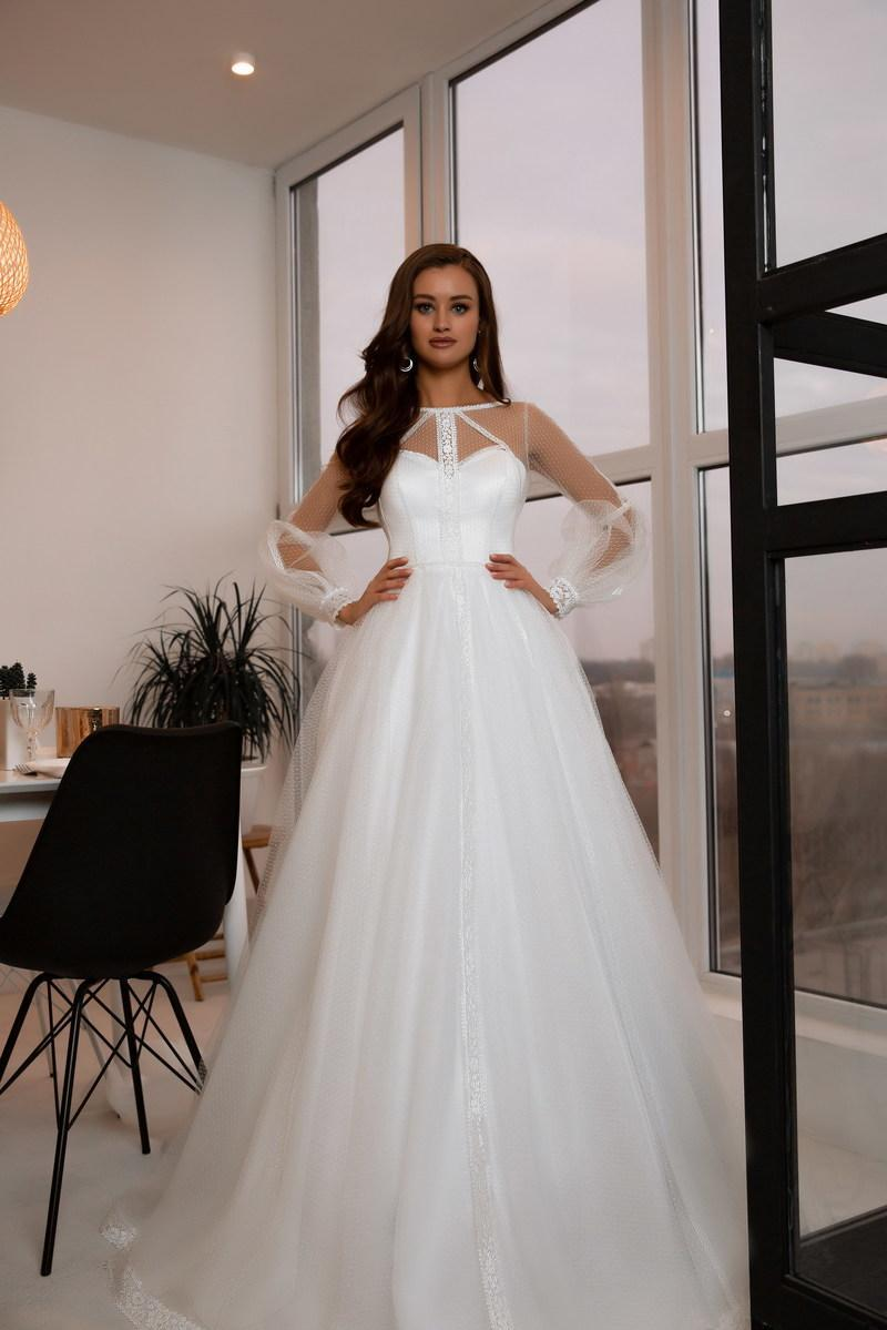 Wedding Dress Pentelei 5118