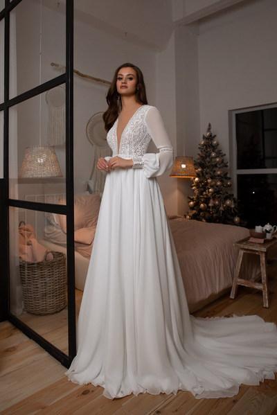 Svatební šaty Pentelei 5120