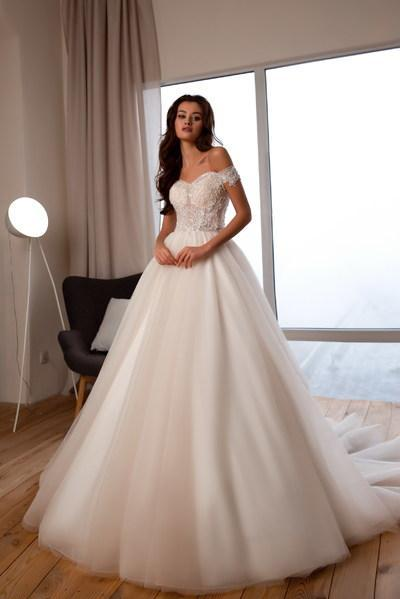 Wedding Dress Pentelei 5121