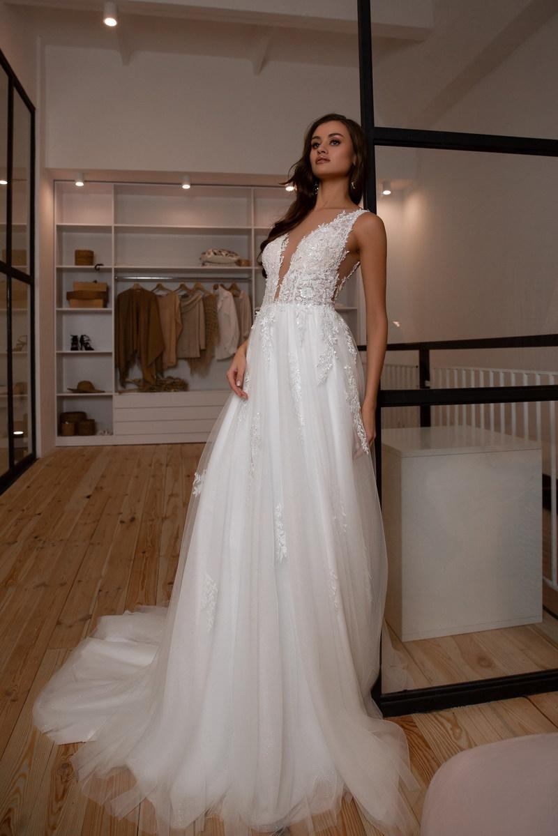 Wedding Dress Pentelei 5126