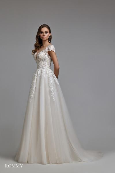 Svatební šaty Viva Deluxe Rommy