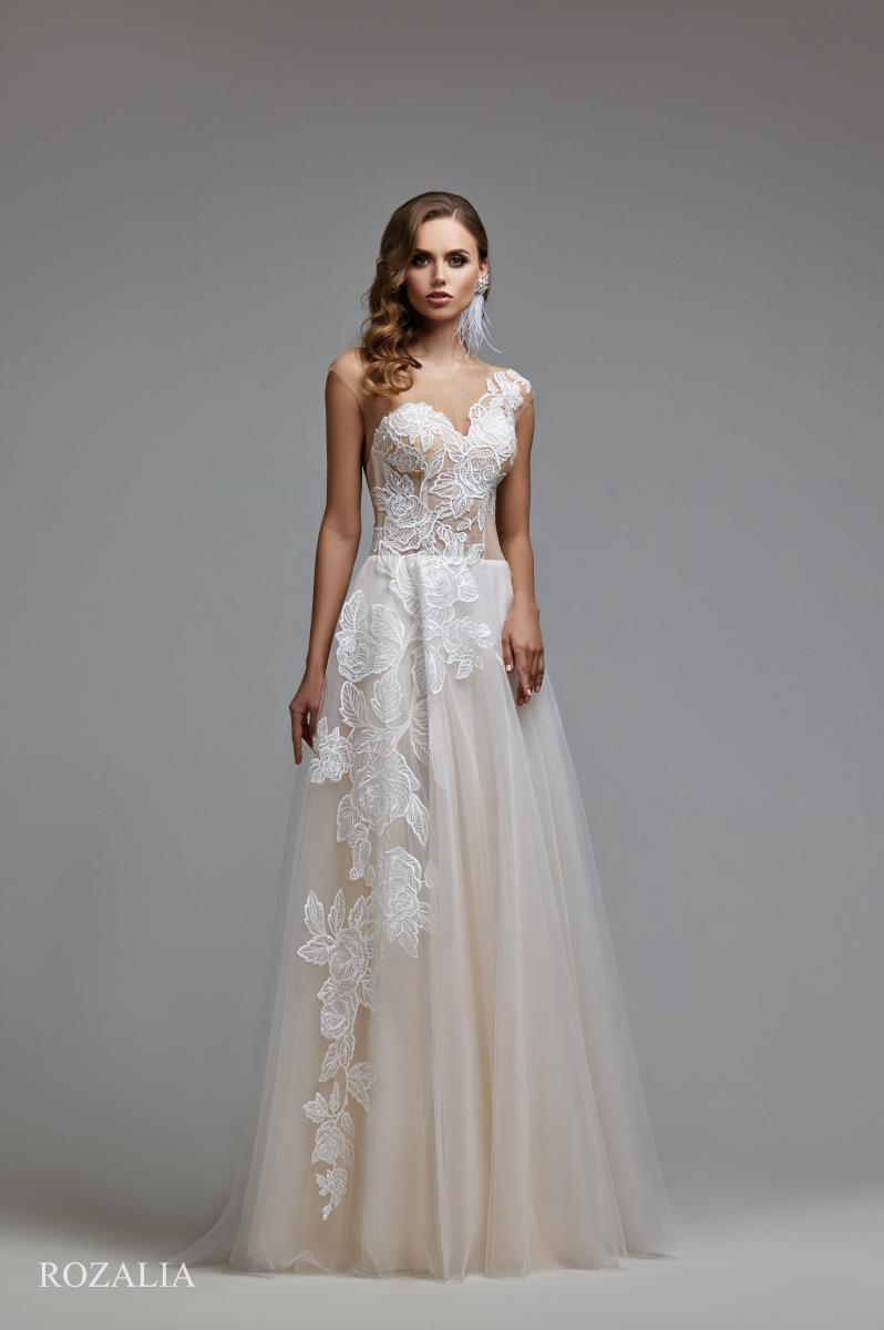 Wedding Dress Viva Deluxe Rozalia
