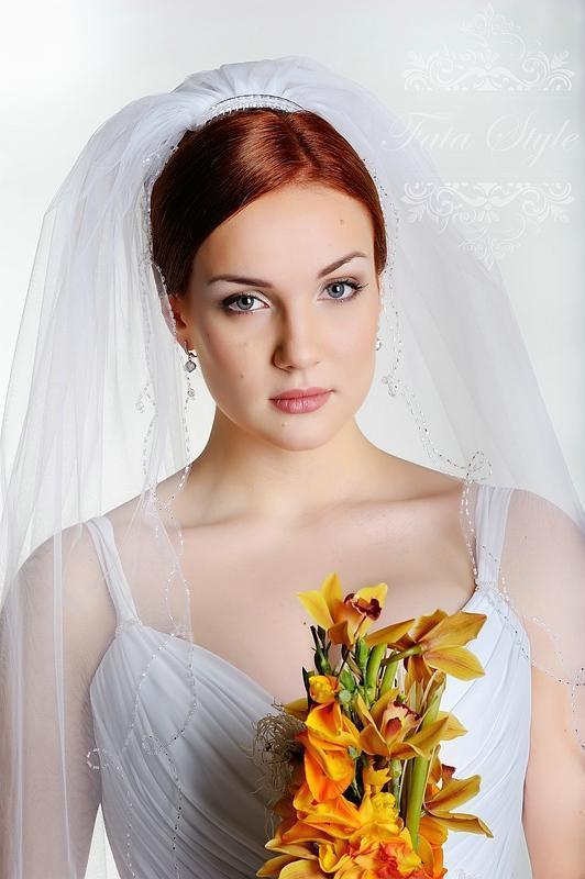 Brautschleier Fata Style Сабина