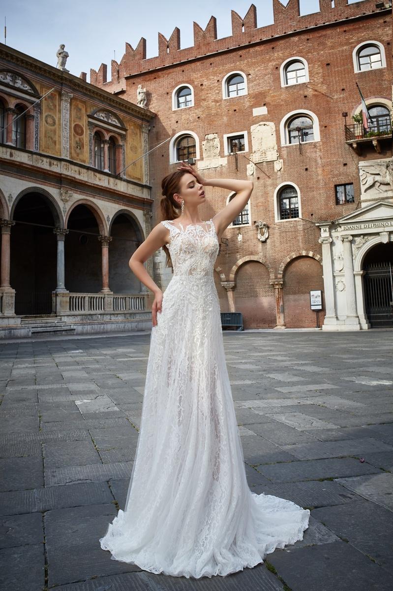 Свадебное платье Jasmine Empire Sam