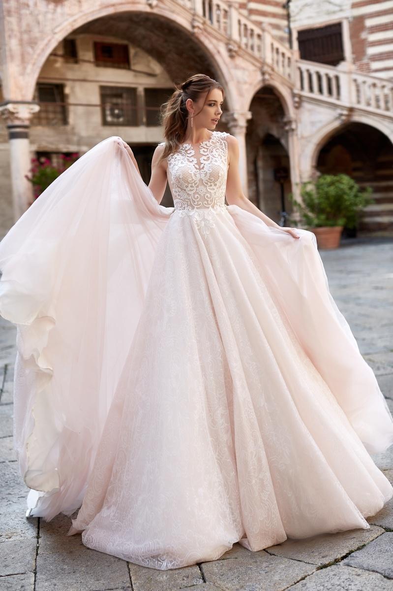 Свадебное платье Jasmine Empire Sara