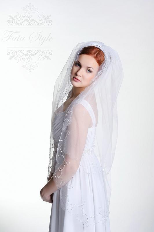 Brautschleier Fata Style Шахерезада
