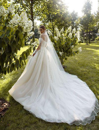 Wedding Veil Silviamo F-068