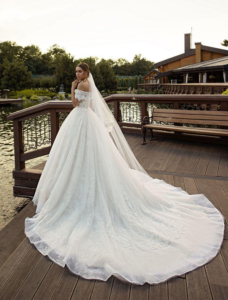 Wedding Veil Silviamo F-069