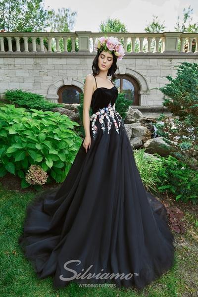 Вечернее платье Silviamo V-165