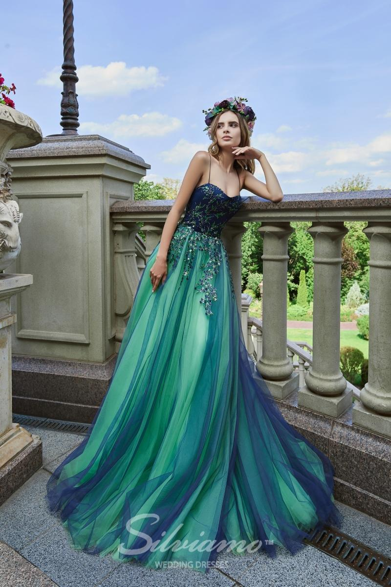 Evening Dress Silviamo V-166