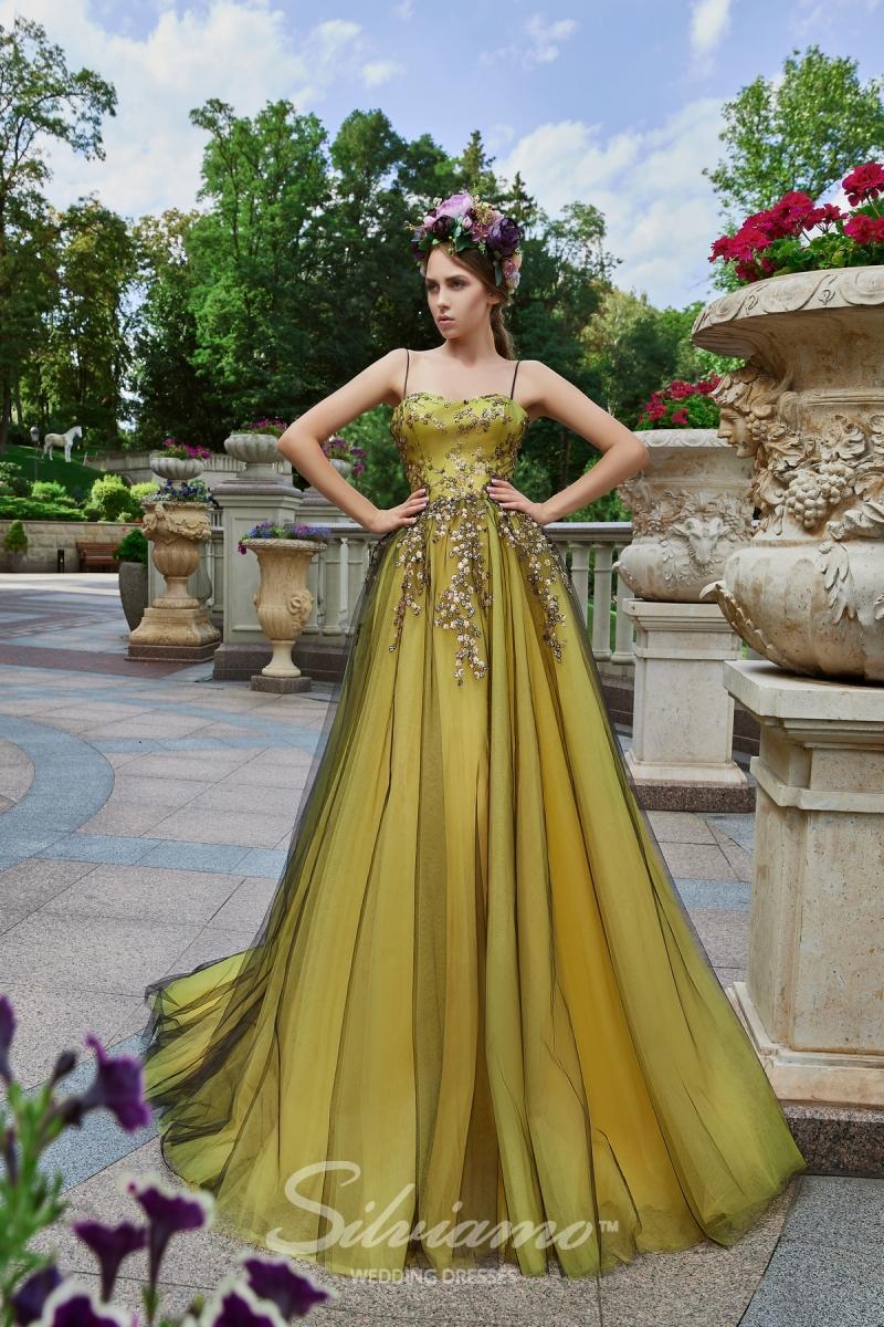 Вечернее платье Silviamo V-166