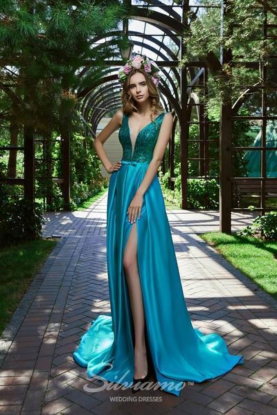 Večerní šaty Silviamo V-167