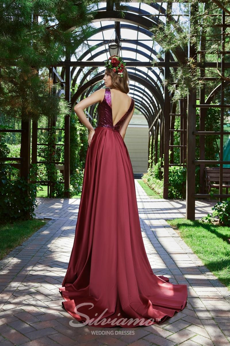 Вечернее платье Silviamo V-167
