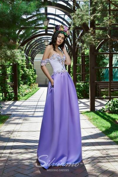 Suknia wieczorowa Silviamo V-168