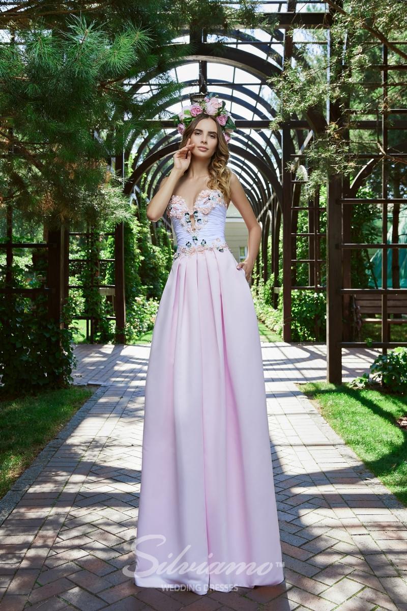 Вечернее платье Silviamo V-168
