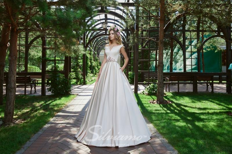 Вечернее платье Silviamo V-169