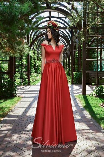 Suknia wieczorowa Silviamo V-169