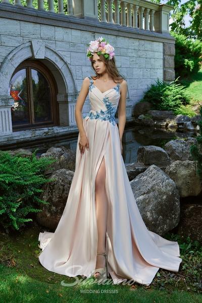 Вечернее платье Silviamo V-170