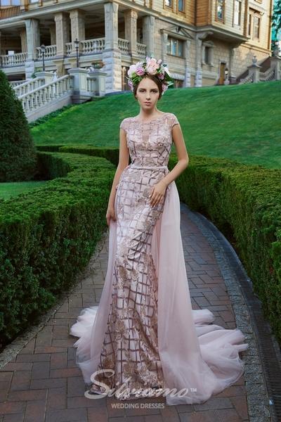 Suknia wieczorowa Silviamo V-172