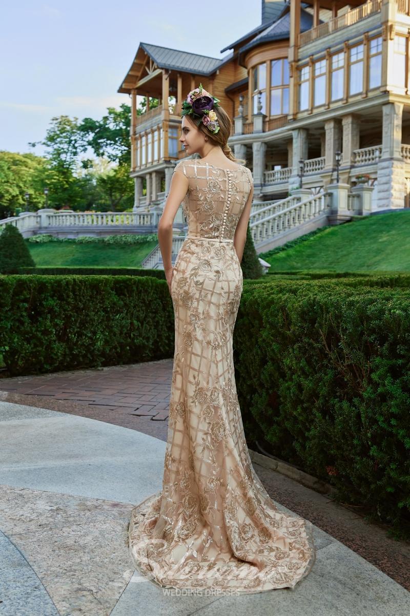 Вечернее платье Silviamo V-172