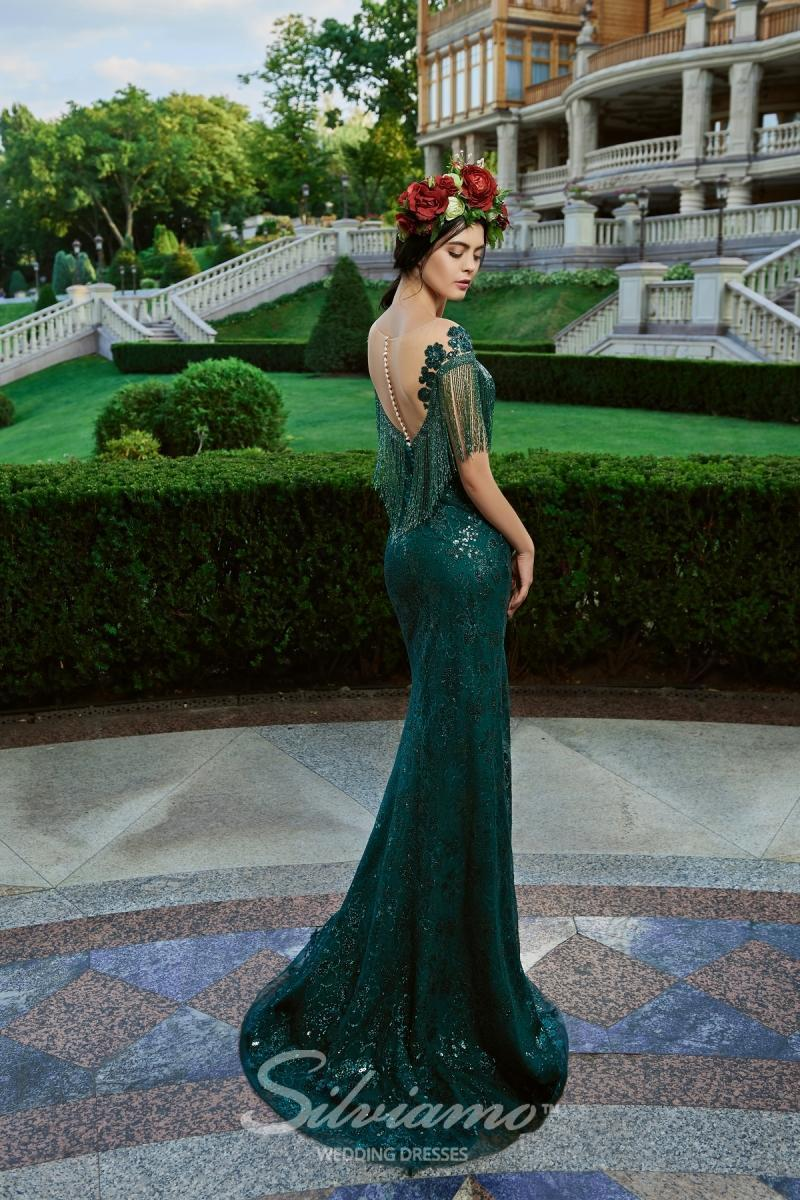 Вечернее платье Silviamo V-174