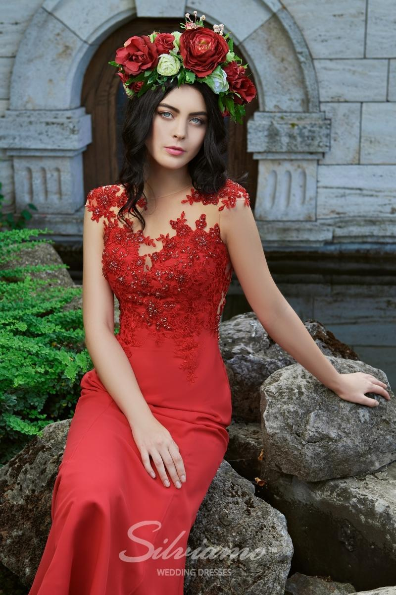 Suknia wieczorowa Silviamo V-176