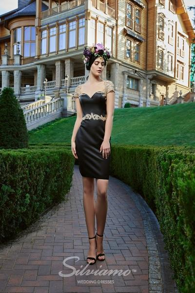 Вечернее платье Silviamo V-182