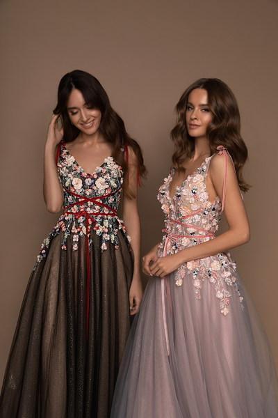 Вечернее платье Silviamo V-183
