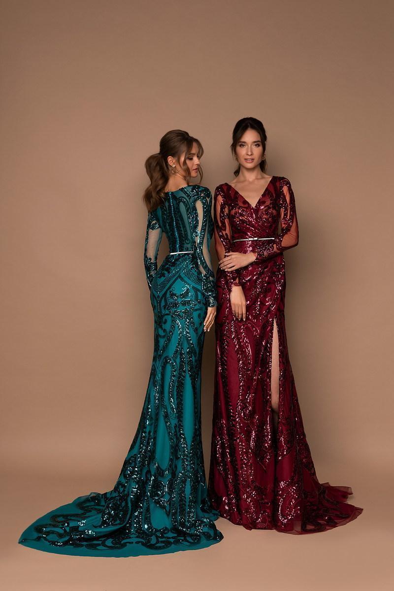 Вечернее платье Silviamo V-184