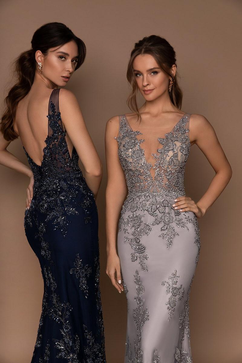 Suknia wieczorowa Silviamo V-185