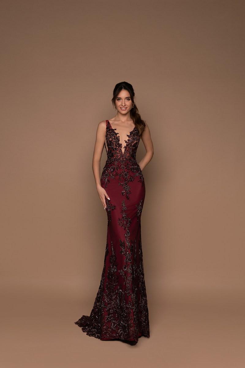 Вечернее платье Silviamo V-185