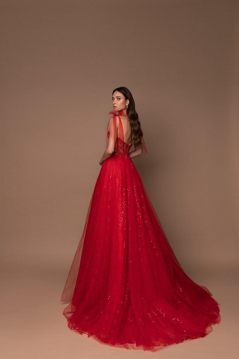Вечернее платье Silviamo V-186