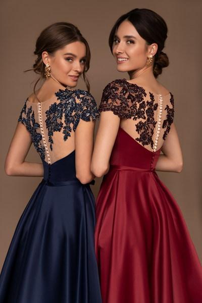 Suknia wieczorowa Silviamo V-187