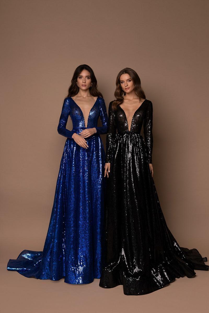 Вечернее платье Silviamo V-188