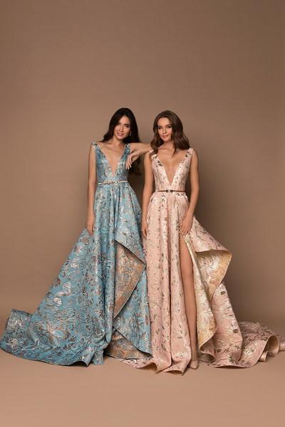Вечернее платье Silviamo V-189