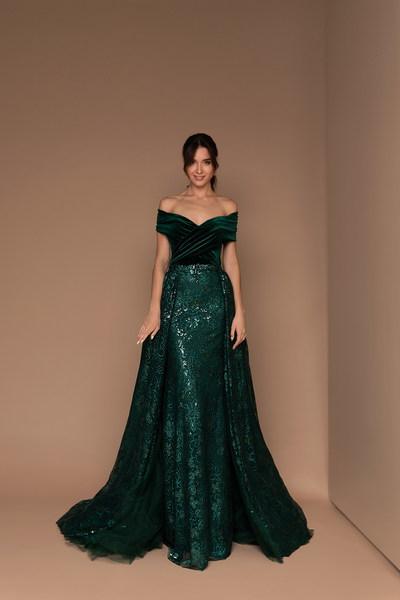 Вечернее платье Silviamo V-190