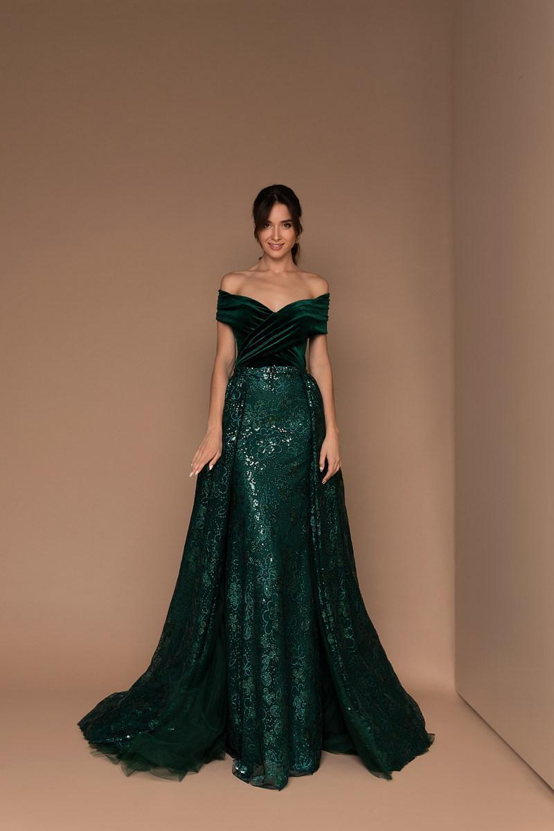 Evening Dress Silviamo V-190
